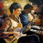 Ambiance musicale rock - 2015